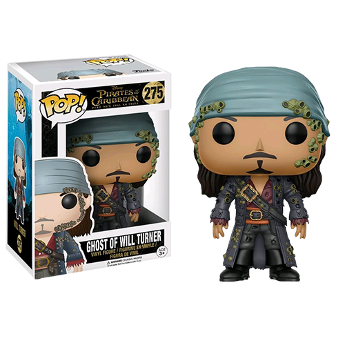Funko Pop: Pirates of the Caribbean - Ghost of Will Turner imagine