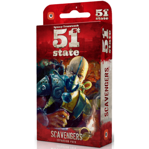 51st State: Scavengers imagine