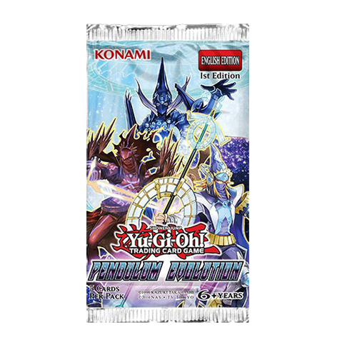Yu-Gi-Oh!: Pendulum Evolution - Booster pack imagine