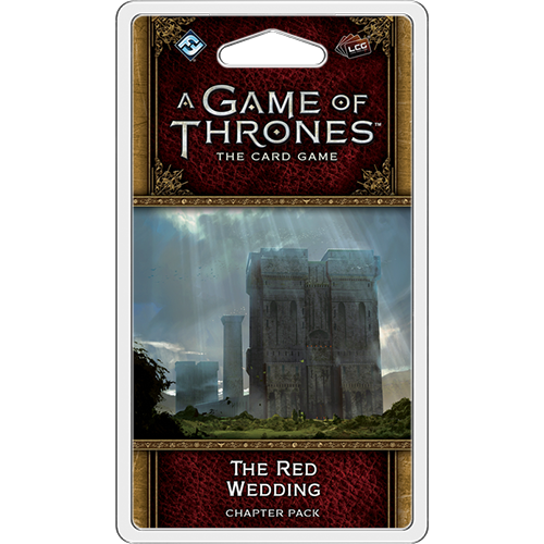 A Game of Thrones: The Card Game (editia a doua) - The Red Wedding imagine