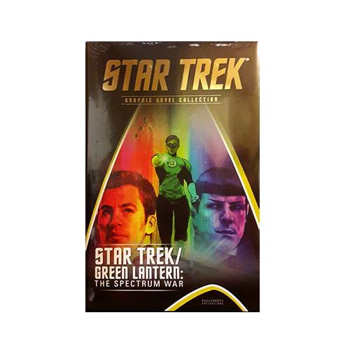 Star Trek GN Coll Special Vol 1 Star Trek Green Lantern Crossover