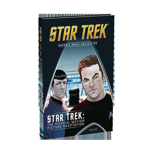 Star Trek GN Coll Vol 7 2009 Movie Adaptation
