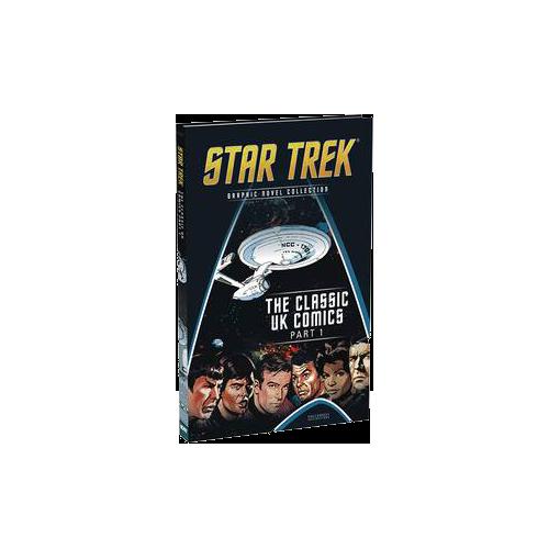 Star Trek GN Coll Vol 10 The Classic UK Comics Part 1 HC