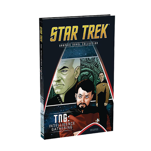 Star Trek GN Coll Vol 11 TNG: Intelligence Gathering HC