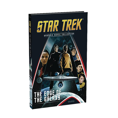 Star Trek GN Coll Vol 12 The Edge Of Galaxy HC