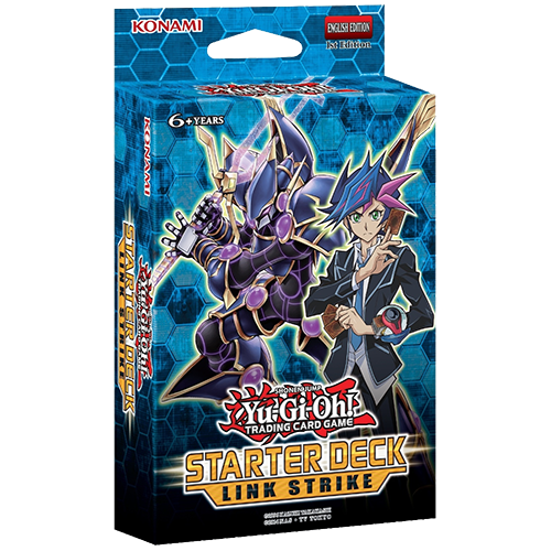 Yu-Gi-Oh!: Starter Deck - Link Strike imagine