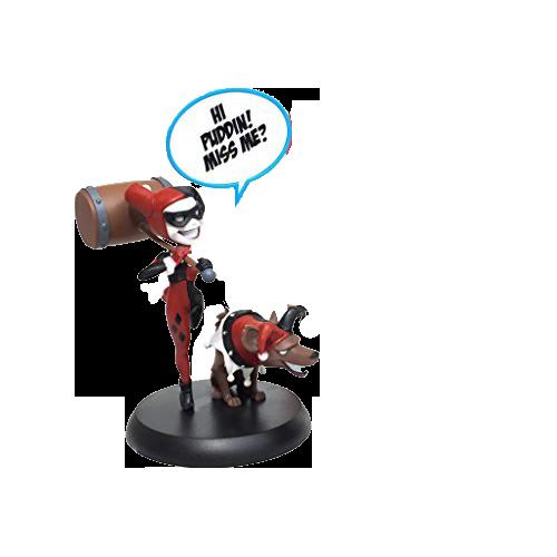 Figurina DC Comics Q-Fig Harley Quinn