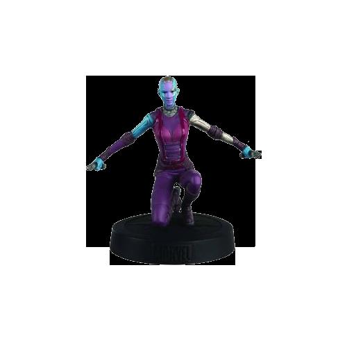Figurina: Marvel Movie Collection no. 24 Nebula imagine