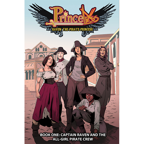 Princeless Raven Pirate Princess TP Vol 01 All Girl Pirate Crew