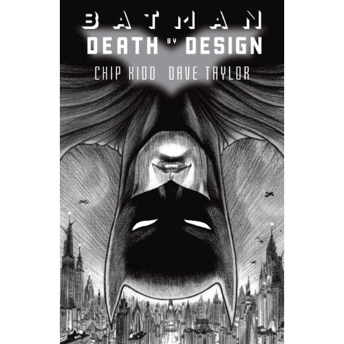 Batman Death by Design Deluxe Edition HC