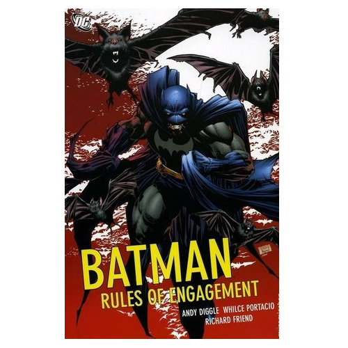 Batman Rules of Engagement HC
