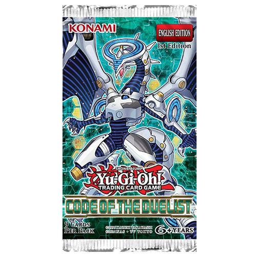 Yu-Gi-Oh!: Code of the Duelist - Booster Pack imagine