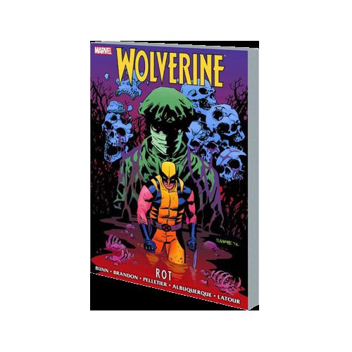 Wolverine Rot Prem HC