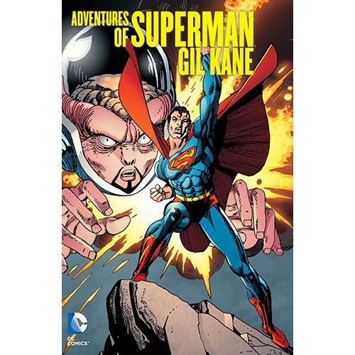 Adventures of Superman Gil Kane HC imagine
