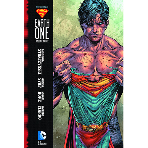Earth One Superman HC Vol 03