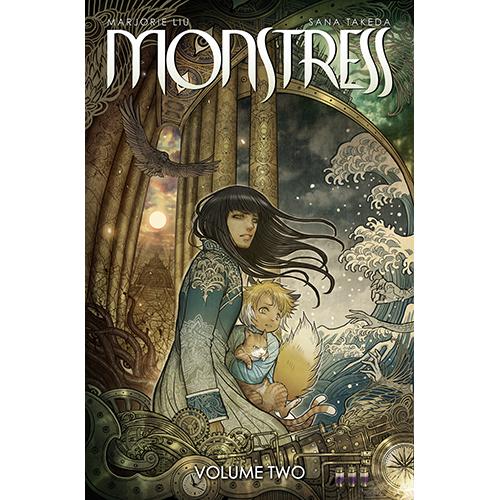 Monstress TP Vol 02