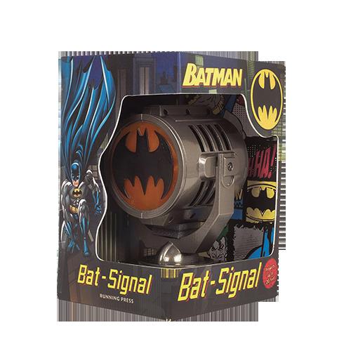 Batman Metal Die Cast Bat Signal Kit imagine