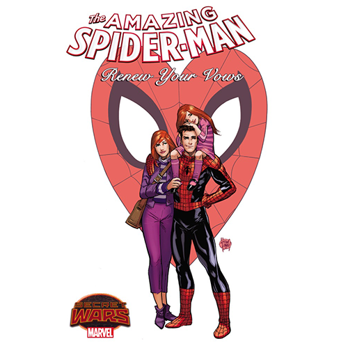 The Amazing Spider-Man Renew Your Vows SW