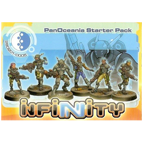 Infinity: the Game - PanOceania Starter Pack