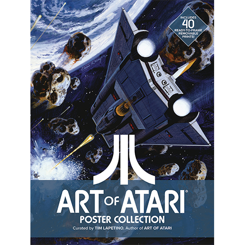Art of Atari Poster Collection SC