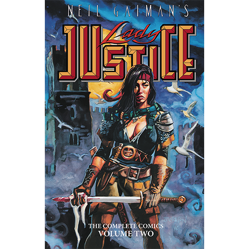Lady Justice TP Vol 02