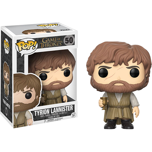 Funko Pop: Game of Thrones - Tyrion Lannister (new look)