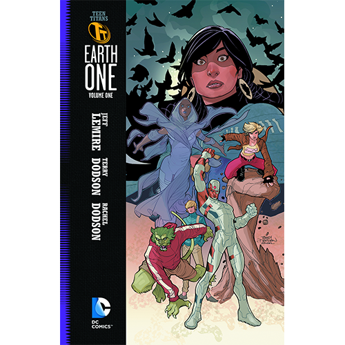 Earth One Teen Titans Volume 01 TP
