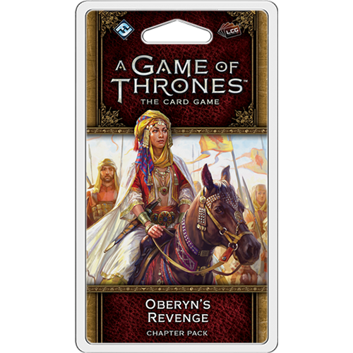 A Game of Thrones: The Card Game (second edition) - Oberyn's Revenge imagine