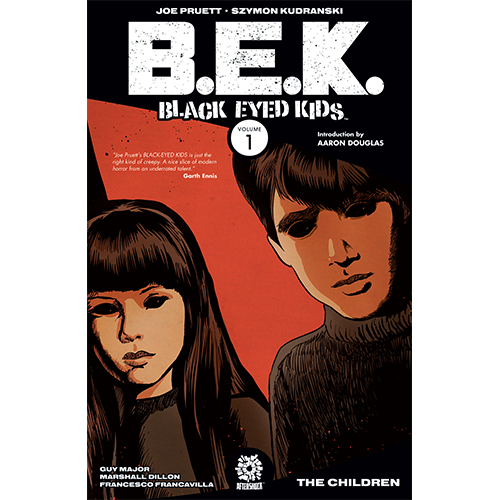 Black Eyed Kids TP Vol 01