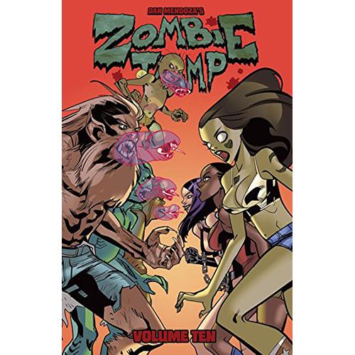 Zombie Tramp TP Vol 10 Gory Road imagine