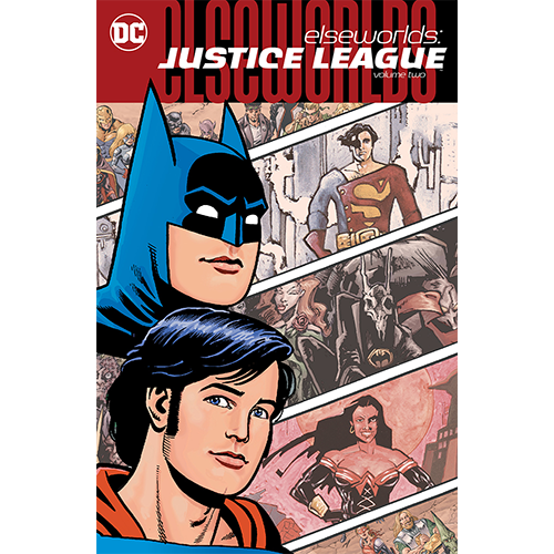 DC Elseworlds Justice League TP Vol 02