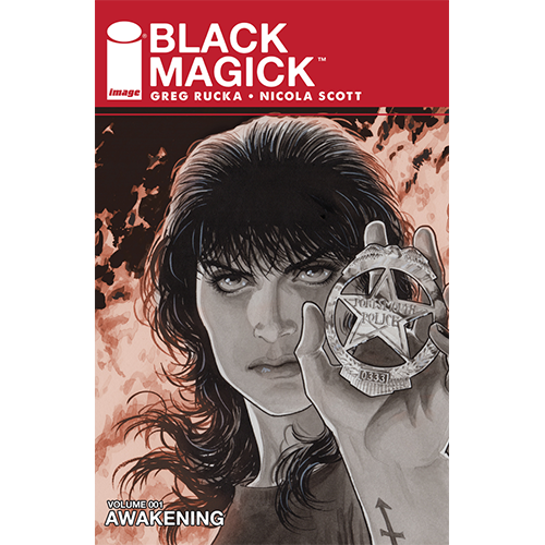 Black Magick TP Vol 01 Awakening Part One