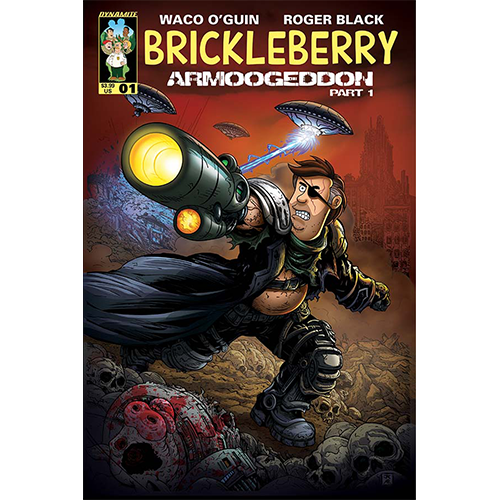 Brickleberry TP Vol 01 Armoogedon