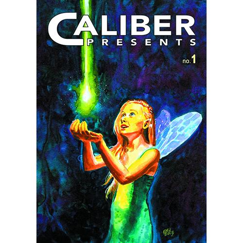 Caliber Presents GN Vol 01