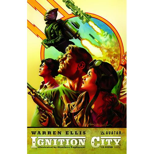 Ignition City TP Vol 01