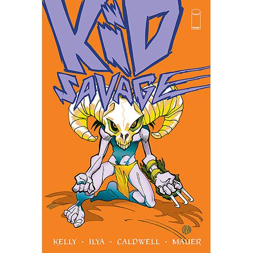 Kid Savage TP Vol 01