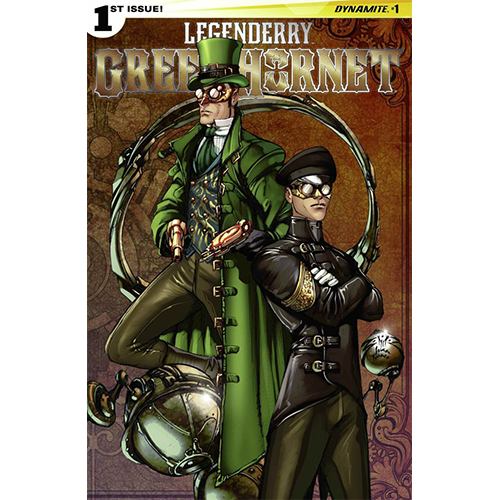 Legenderry Green Hornet [1-5]
