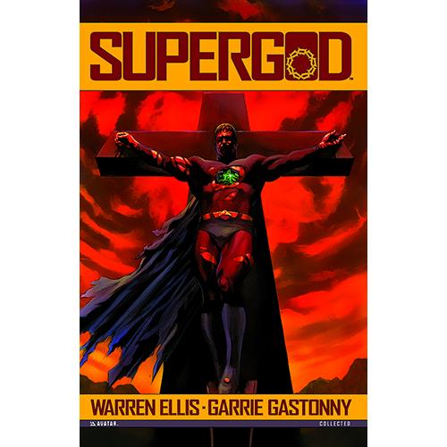 Supergod TP Vol 01