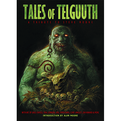 Tales of The Telguuth Tribute To Steve Moore TP