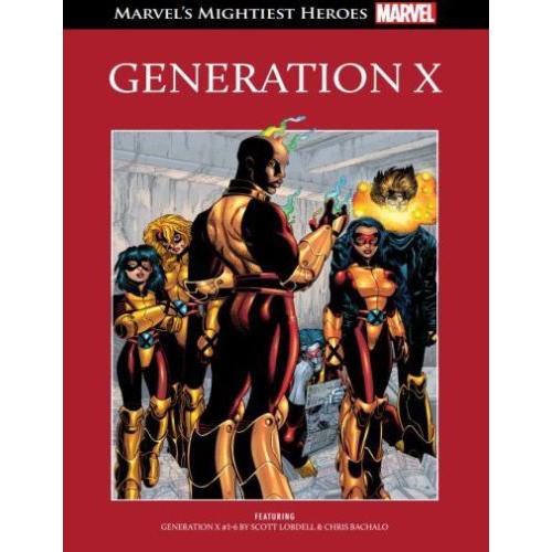 Marvel Graphic Novel Collection Vol 87 Generation X HC