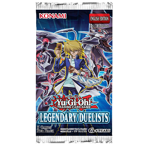 Yu-Gi-Oh!: Legendary Duelists - Booster Pack imagine