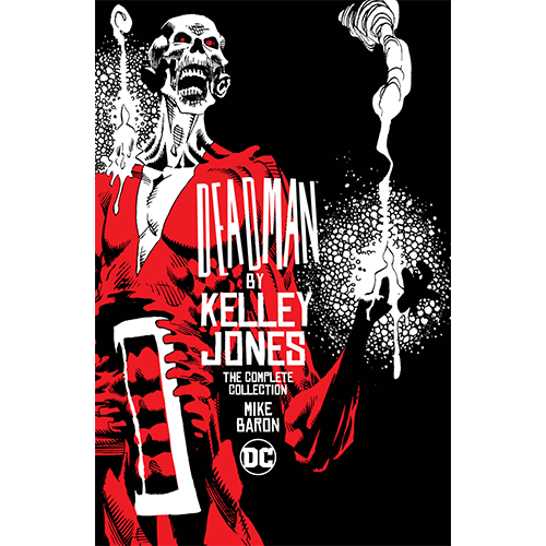 Deadman by Kelley Jones Complete Collection TP