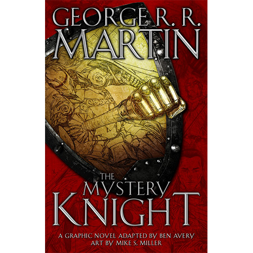 Mystery Knight Graphic Novel imagine