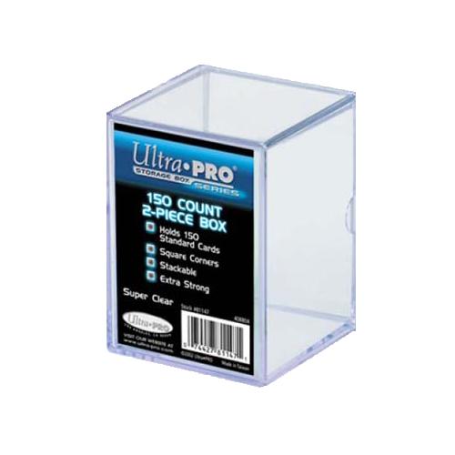 Ultra PRO: Cutie depozitare ( 150 cărți ) imagine