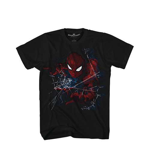 Tricou Spider-Man Homecoming Accidentally Awesome L imagine