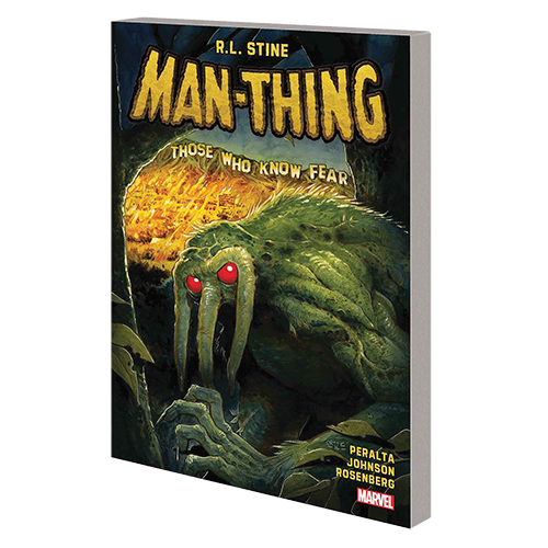 Man-Thing by R L Stine TP Vol 01