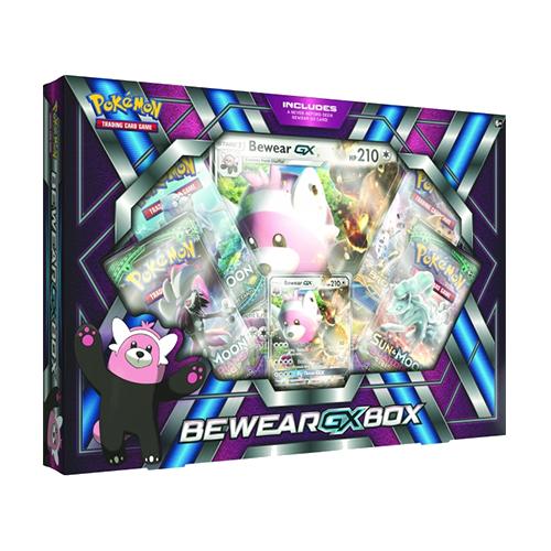 Pokemon Trading Card Game: Bewear-GX Box