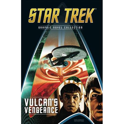 Star Trek Graphic Novel Collection no.14 Vulcans Vengeance HC