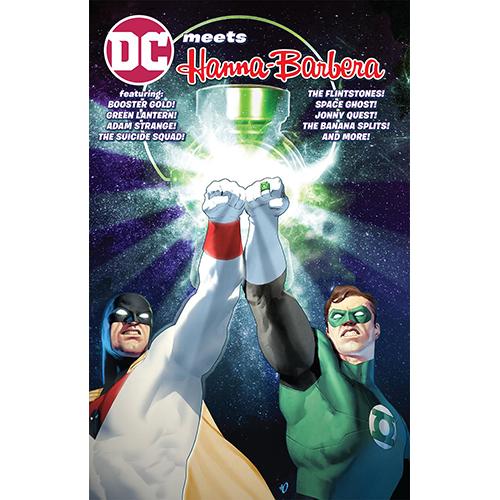 DC Meets Hanna Barbera TP imagine