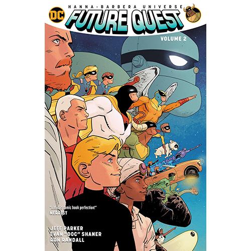 Future Quest TP Vol 02